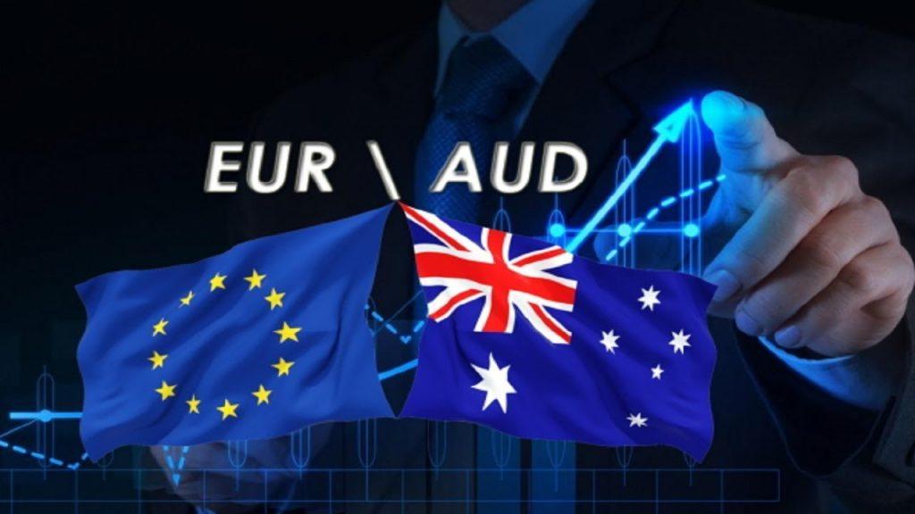 (EUR AUD ) مناطق العرض والطلب وفرصة سوينجية  علي الابواب