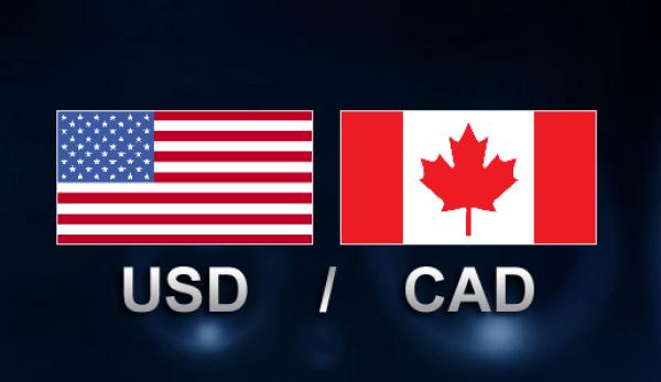 (USD CAD) السيناريو المتوقع وفرصة بيع جيدة علي الزوج