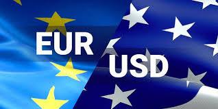 زوج اليورو دولار موجة تصحيحة وفرصة جيدة للبيع