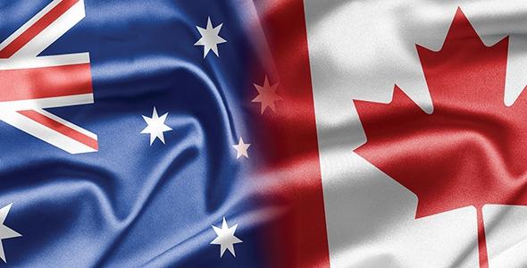 الدولار الكندي مقابل الدولار الاسترالي  الي اين ؟