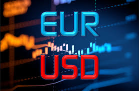 زوج اليورو دولار و منطقة شراء تحت الاختبار ومنطقة الطلب