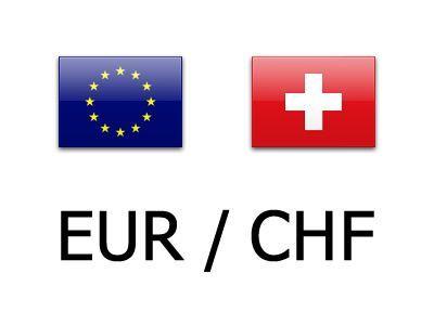 زوج اليورو فرنك صعود ام انهيار ؟